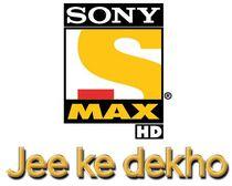 Sony Max HD Jee ke dekho Logo