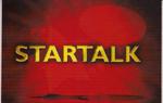 Startalk 11th Year OBB Logo (October 2006)