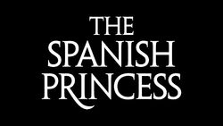 The Spanish Princess logo