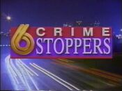 WBRC-TV Channel 6 Crime Stoppers promo 1994