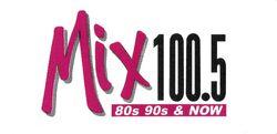 WVOR Mix 100.5