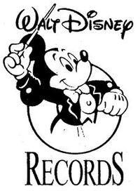 Walt Disney Records 1991