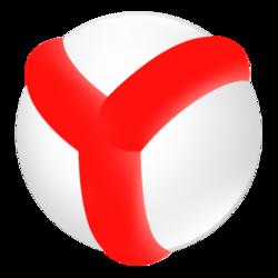 Yandex browser logo