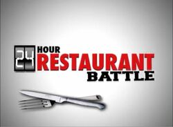 24 Hour Restaurant Battle