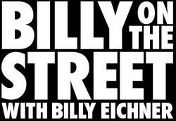 Billy on the Street 2015 logo