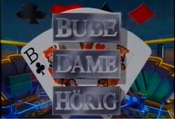 Bube Dame Horig Intertitle