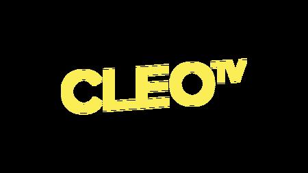 Cleo logo yellow