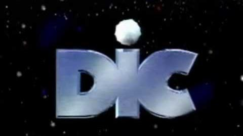DIC Entertainment Logo (1990)
