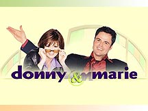 Donny&marie1998title