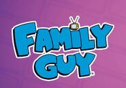 Family Guy logo on Fox US website