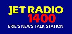 Jet Radio 1400 WJET