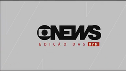 Jornal GloboNews - Edição das 07h 2017