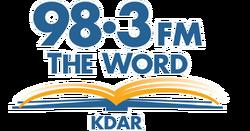 KDAR 98.3 FM The Word