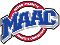 Metro atlantic athletic conference logo