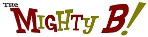 Mighty b logoearly