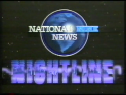 Nightline channel9 1985-1990