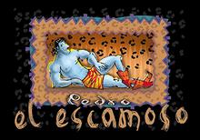 Pedro el escamoso logo