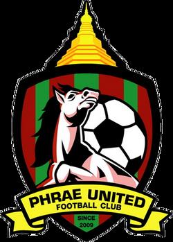 Phrae United Original logo