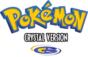 Pokemon - Crystal Version logo