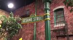Sesame Street logo seen on Mannequin Challenge