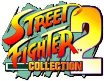 Street Fighter Collection 2 Logopedia Fandom