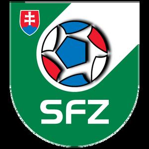 Slovakian FA old logo