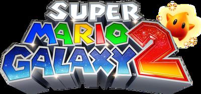 Super Mario Galaxy 2 Logo
