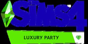 TS4 SP1 LuxuryParty Logo 2019