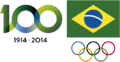 The Brazilian Olympic Committee has celebrated its 100th anniversary COB
