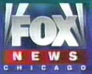 WFLD FOX News Chicago 1994 Logo