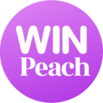 WIN Peach Stacked Glossy