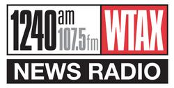 WTAX 1240 AM 107.5 FM