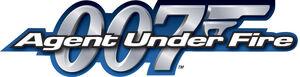 Agent Under Fire (007) logo