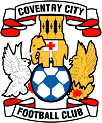 Coventry City FC logo (1983-1996)