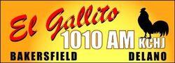 El Gallito KCHJ AM 1010