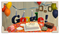 GOOGLE 13th Ann.