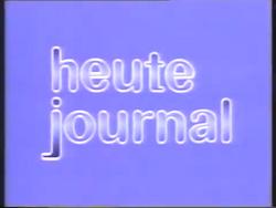 Heute journal 1986