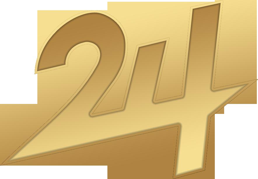 Indosiar 24 Tahun Number