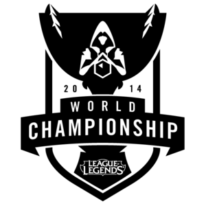 LoL Worlds 2014 logo