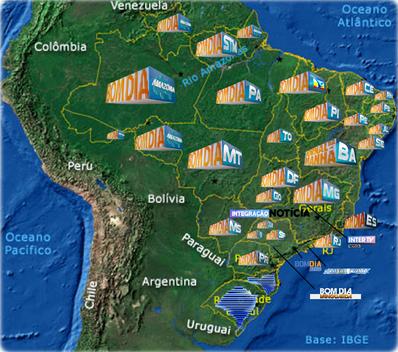 Mapa-bomdiapraça