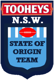 NSW Blues logo 1997 Tooheys-0