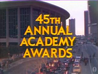 Oscars 1973