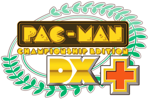 Pac man championship edition dx logo by ringostarr39-d6cbbxl
