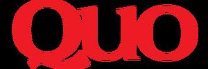 Quo Magazine logo
