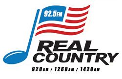 Real Country HV 92.5 FM 920 1260 1420 AM