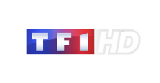 TF1 HD ON SCREEN LOGO - 00