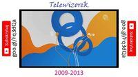 TVN oprawa graficzna z lat 2009-2013