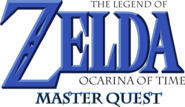 The Legend of Zelda Ocarina of Time Master Quest