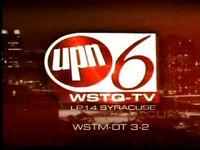 WSTQ UPN 6 logo