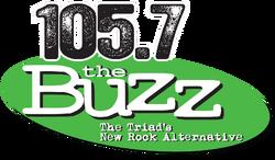 105.7 The Buzz WVBZ